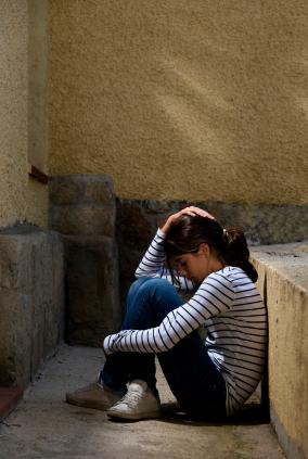 Spotykanie się z kimś z łagodną depresją